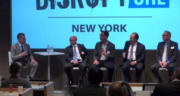 See you in New York at Disruptcre 2016